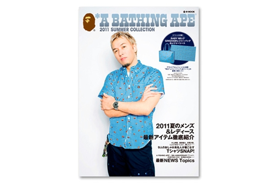 a bathing ape collection 01 A Bathing Ape 2011 Summer Catalog