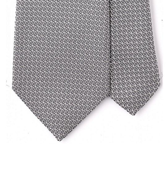 Drakes grenadine tie Remember texture