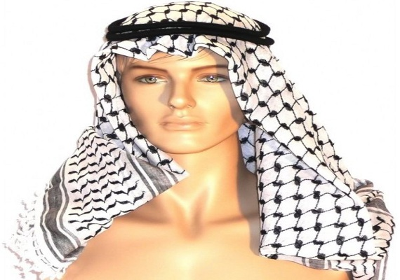 keffiyeh1 6 Accessories Hipsters Have Temporarily Co opted, And Therefore Gutted