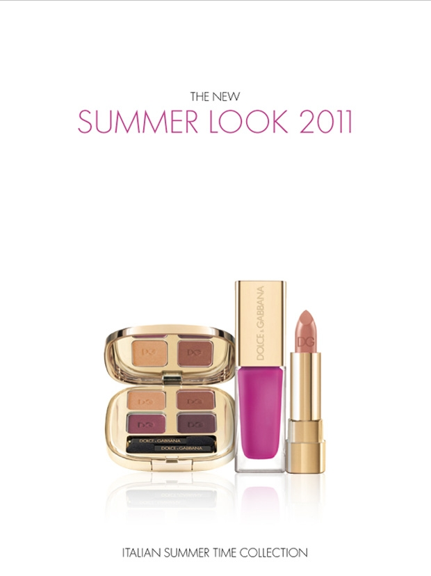 d&g beauty summer 2011