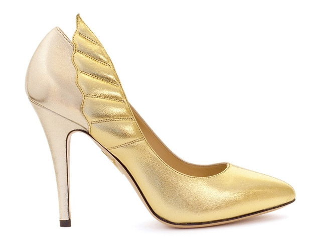 charlotte olympia winged heels