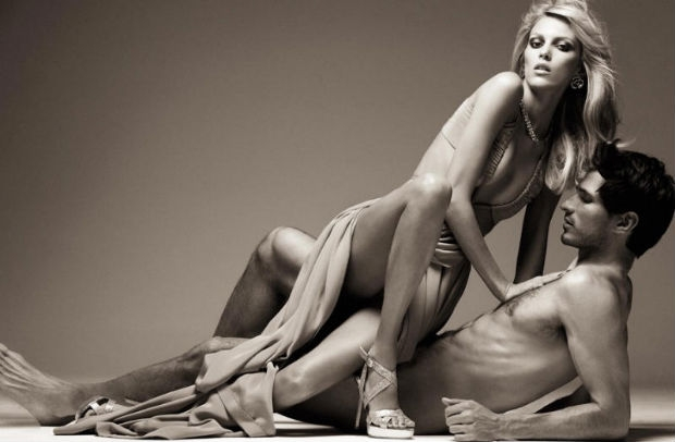 Anja Rubik: Vogue Spain, March '11 (NSFW)